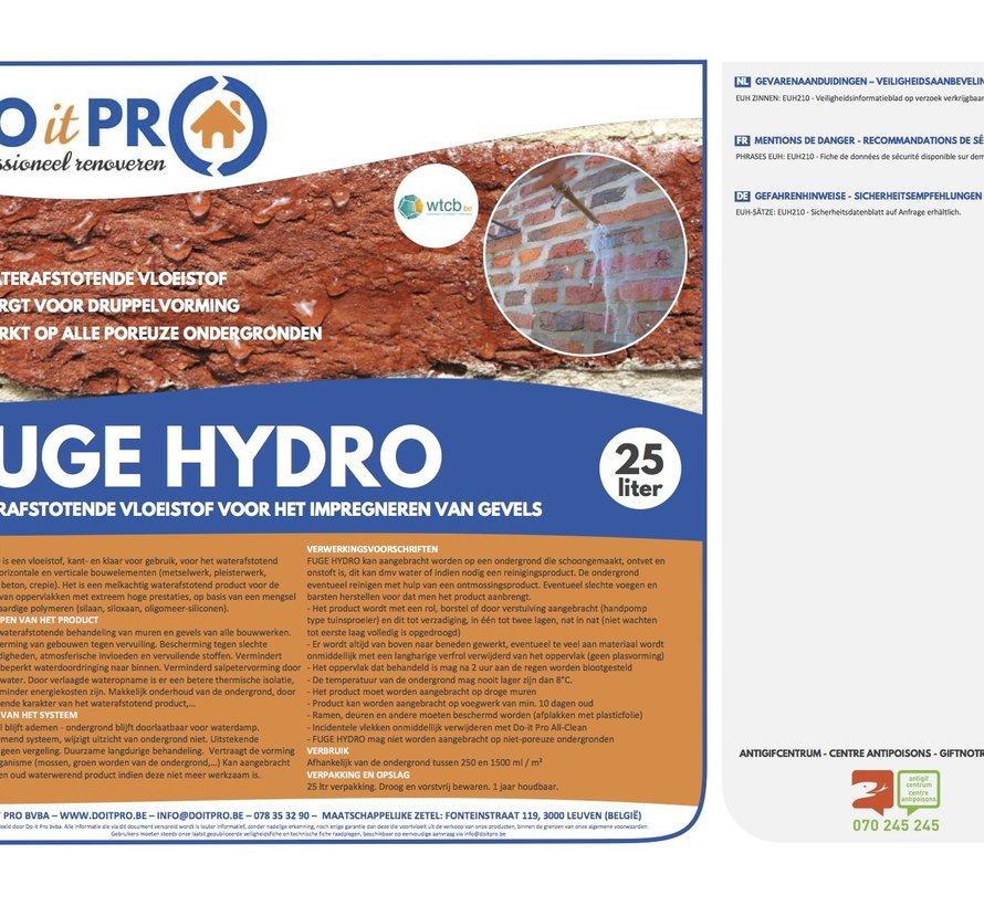 FUGE HYDRO (25L)