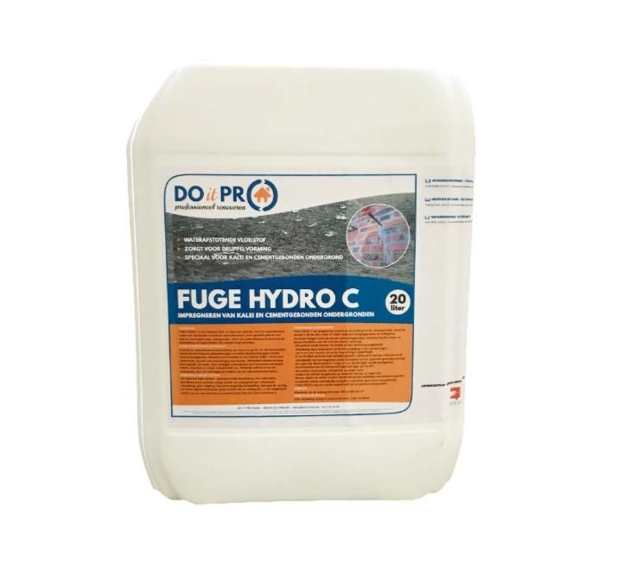 FUGE HYDRO C (20L)