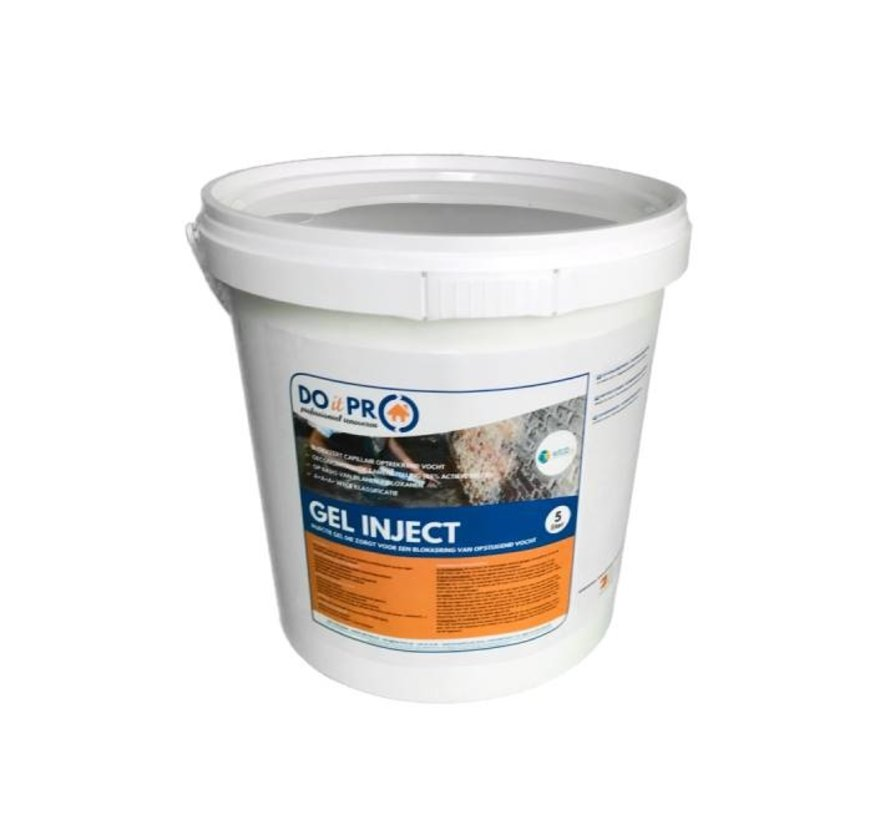 GEL INJECT (seau de 5L)