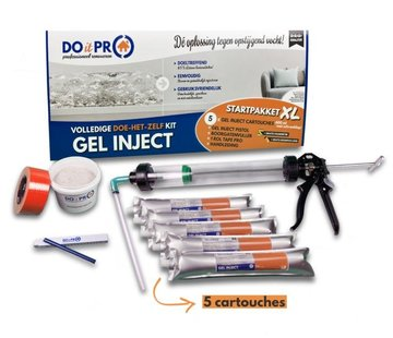 Do-it Pro GEL INJECT Startpakket XL (5x600ml)