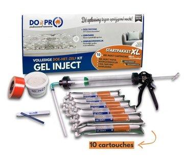 Do-it Pro GEL INJECT Startpack XL (10x600ml)