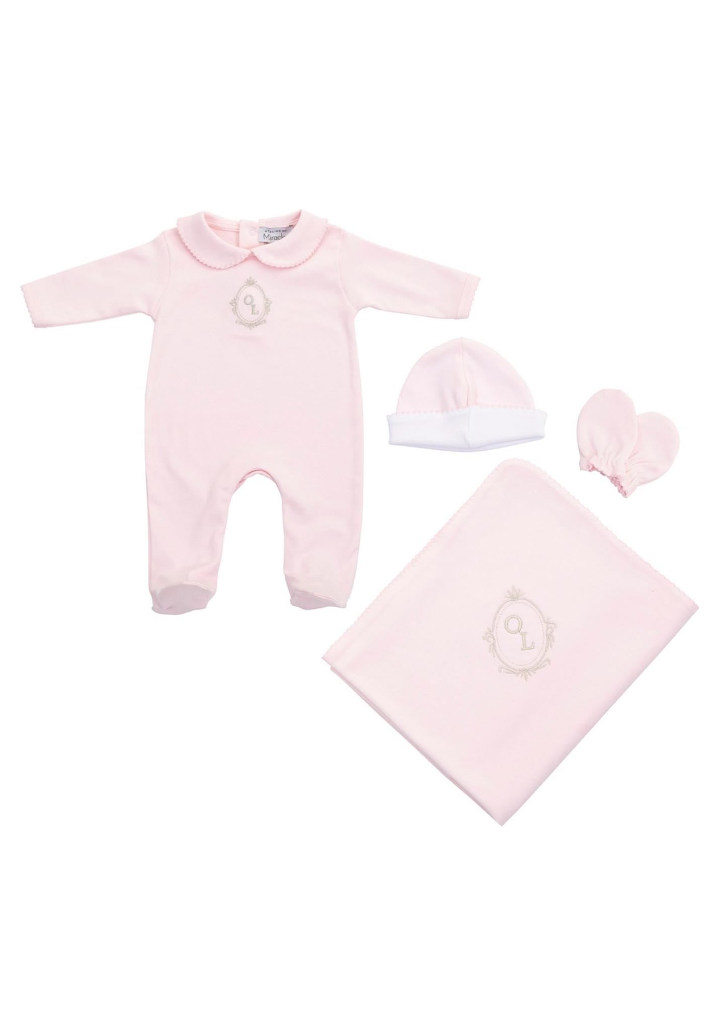 BABY SET // PINK