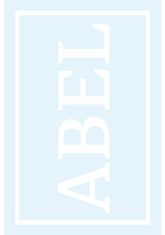 Play Carpet // Blue White - Full Name Vertical