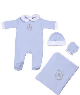 BABY SET // BLUE
