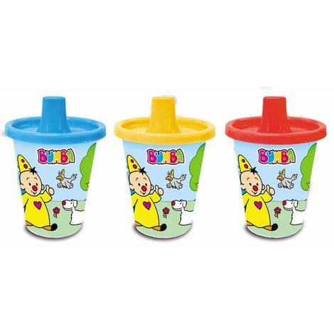 Lot de 3 gobelets à bec Bumba