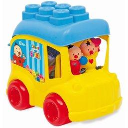 Bumba bus scolaire Clementoni