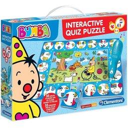 Bumba Puzzle - Interactif Quiz