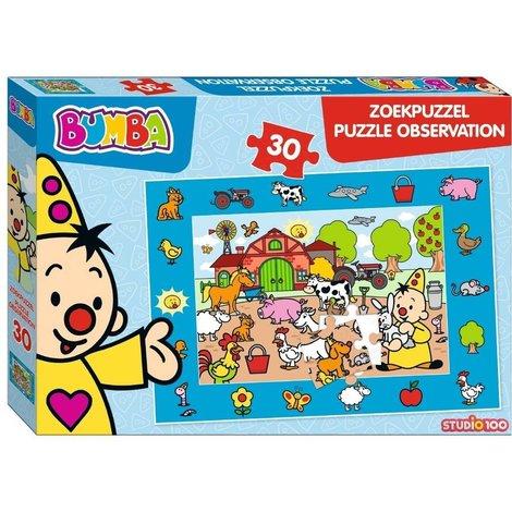 Bumba Puzzel - 30 stukjes