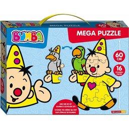 Puzzel Bumba vloer 16 stukjes