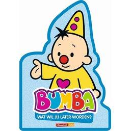 Bumba Boek - Wat wil jij later worden?
