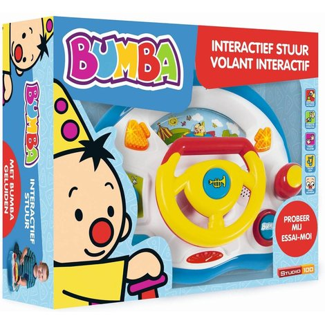 Volant interactif Bumba
