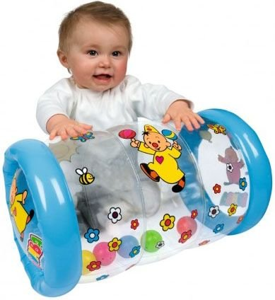 Studio100 Bumba Inflatable Crawling Roll