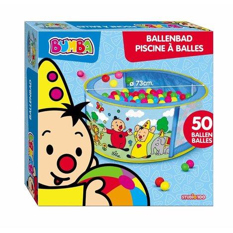 Bumba Ballenbad met 50 ballen