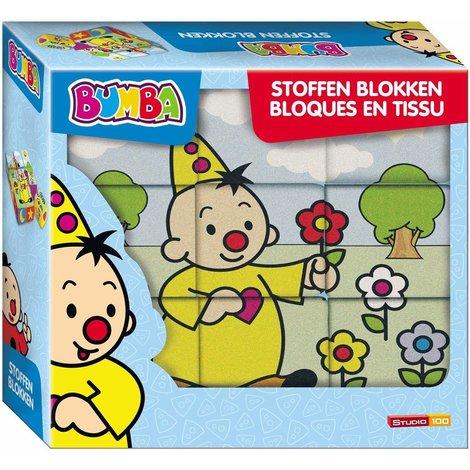 STUDIO 100 Bumba Soft Blocks (Pack of 9)