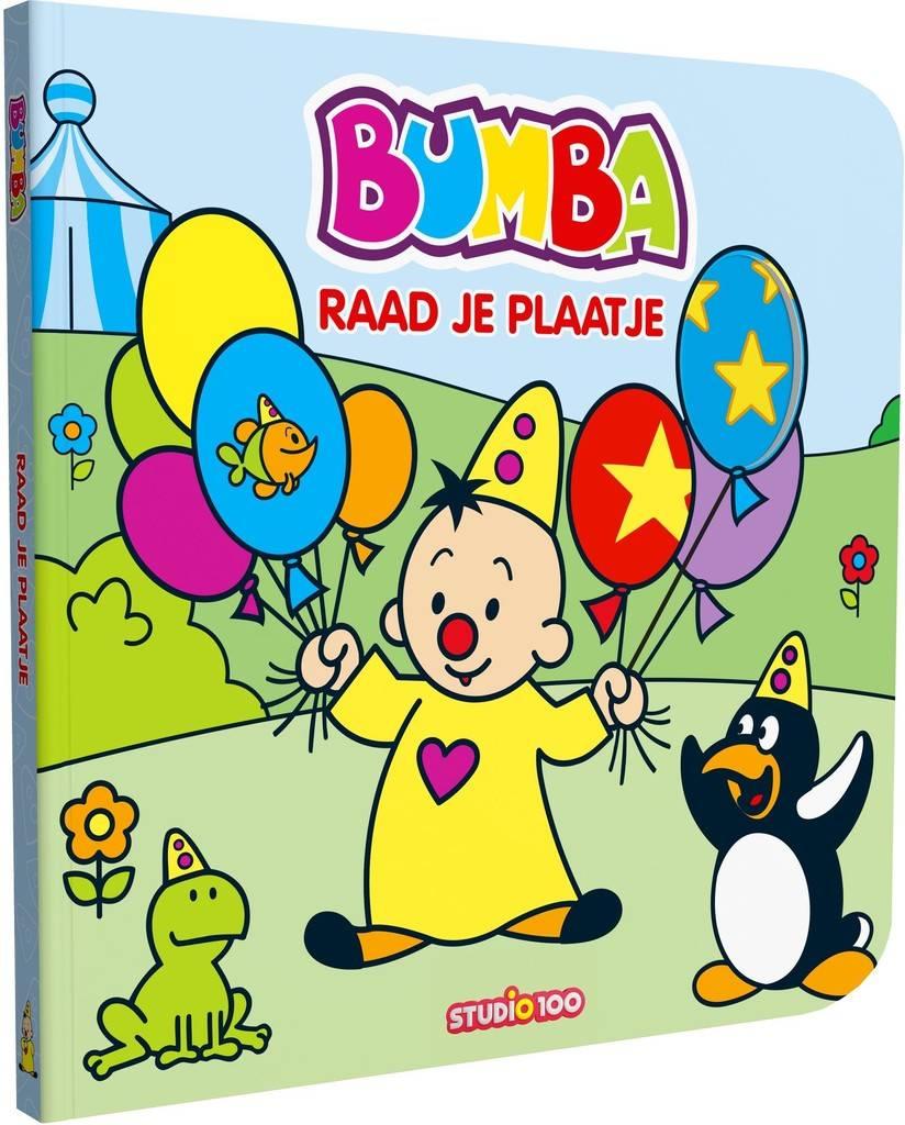 "Bumba Livre ""Raad je plaatje"""