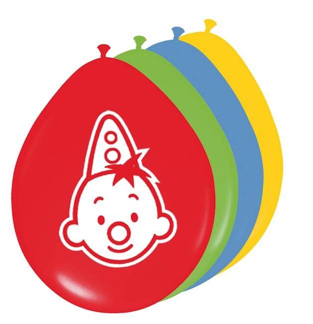 Bumba Ballons - 8 pièces