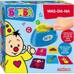 Jeu Bumba - Quel est ce son ?