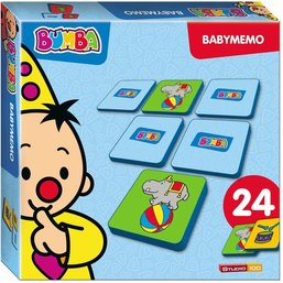 Studio 100 Mebu00001700 Board Game - Board Games (foam, Multi)