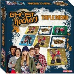 Ghost Rockers Spel Memory -  Rockers Triple