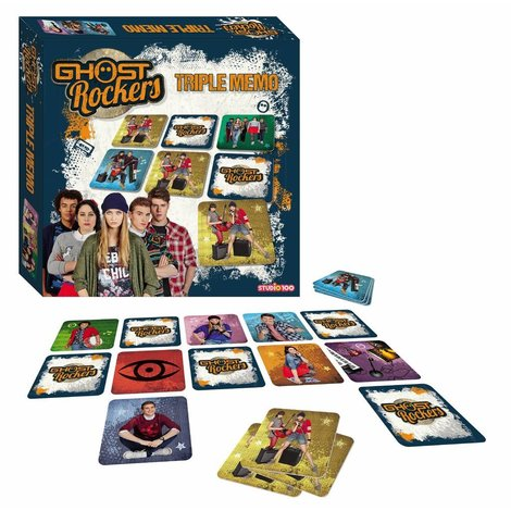 Ghost Rockers SPEL- Rockers Triple