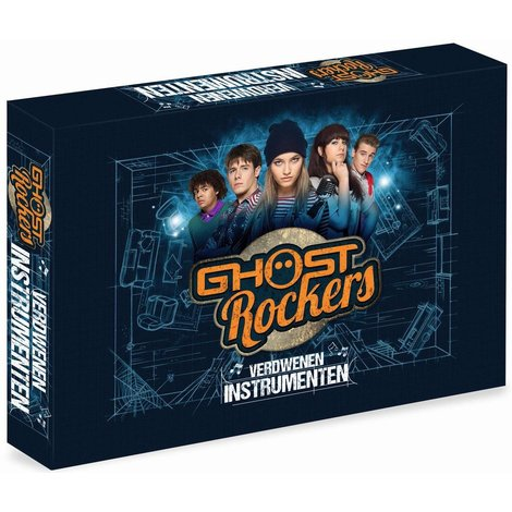 Ghost Rockers SPEL- Ghost Rockers