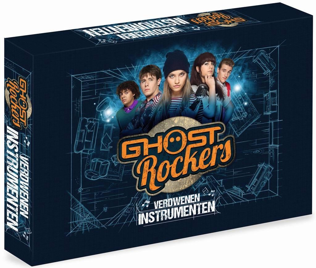 Ghost Rockers SPEL- Ghost Rockers