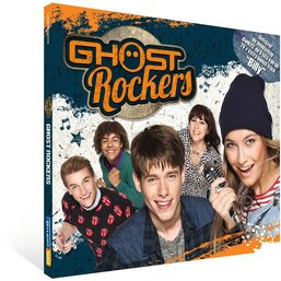 Ghost Rockers CD - Gillende gitaren