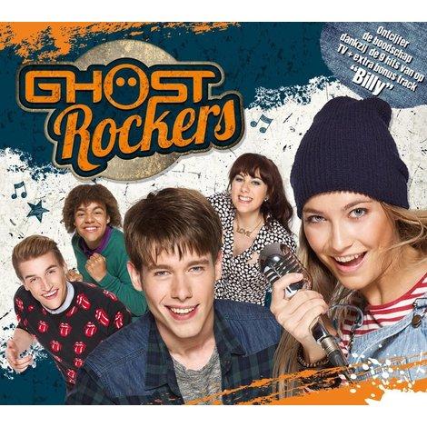 Ghost Rockers CD- Gillende gitaren