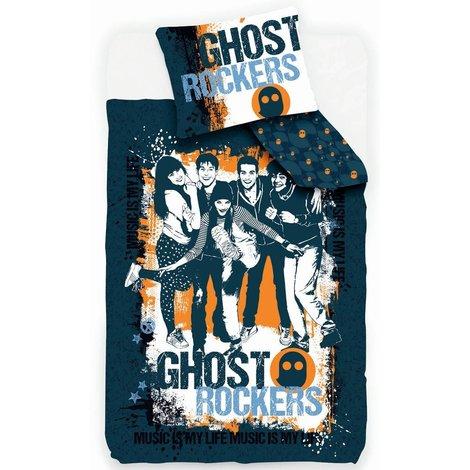 Ghost Rockers Dekbedovertrek - 140x200 cm