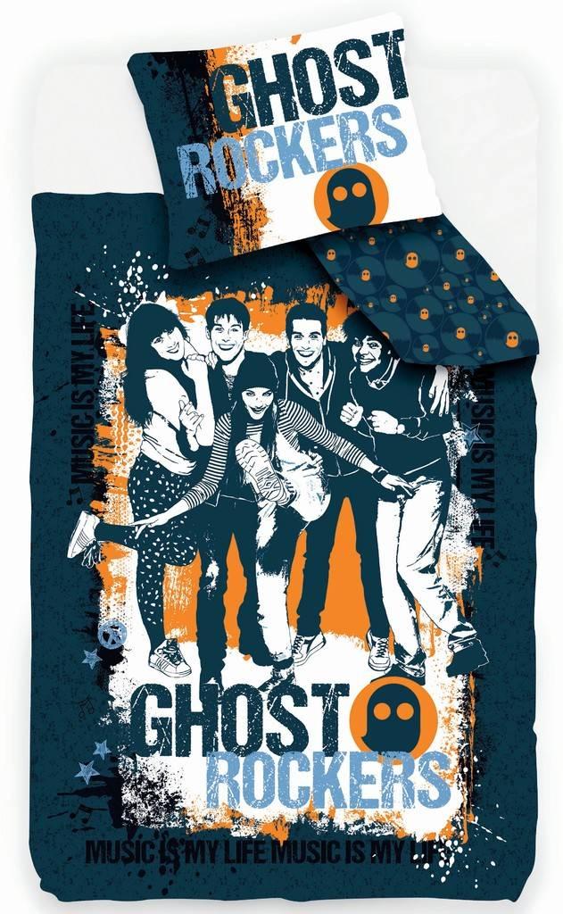 Dekbedovertrek Ghost Rockers