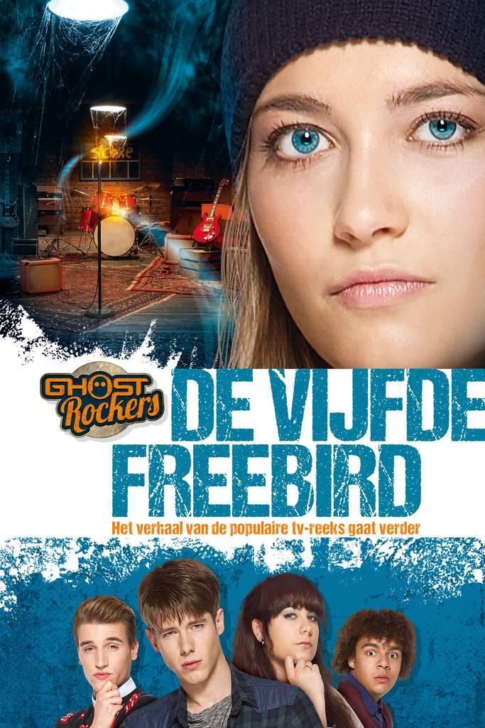 Ghost Rockers Boek - De vijfde Freebird