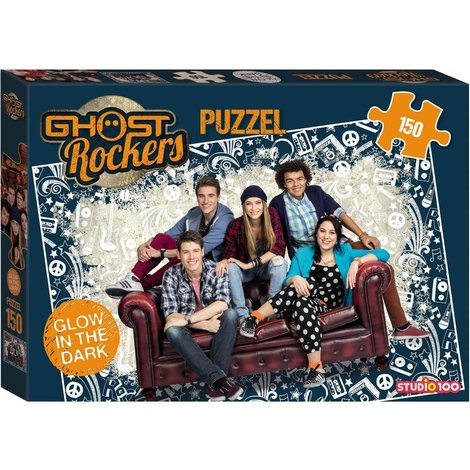 Ghost Rockers PUZZ- 150 stukjes