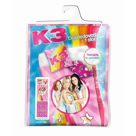 K3- Dekbedovertrek