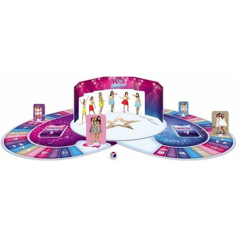 K3 - Jeux studio de danse