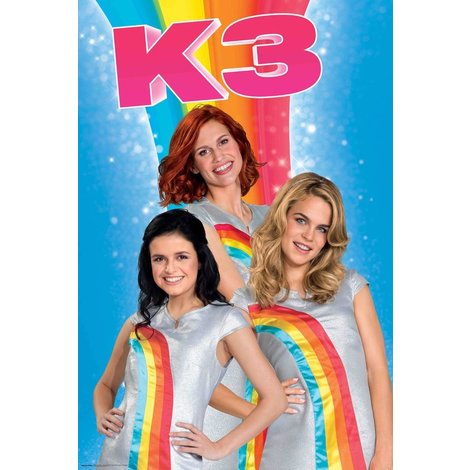 K3 Poster - 61x92 cm