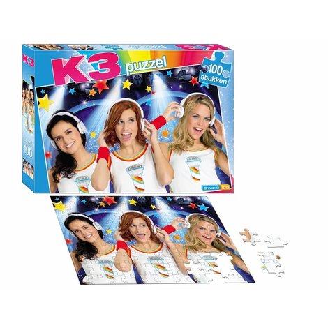 Puzzle K3 - 100 pièces