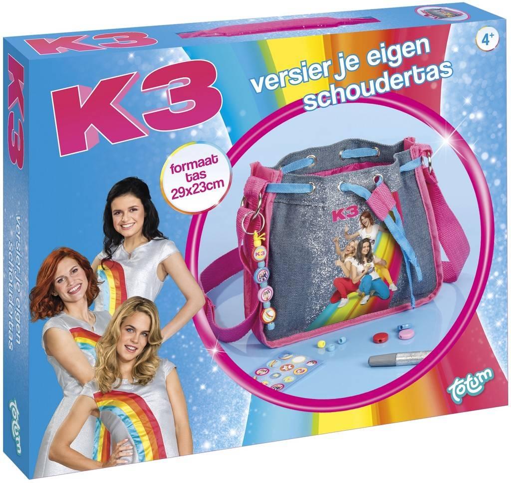 K3 Schoudertas maken