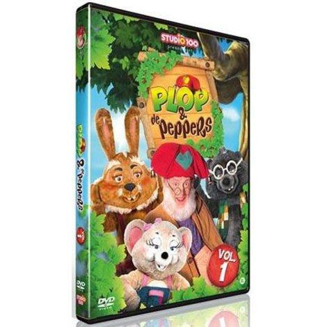 Dvd Plop: Plop en de Peppers vol. 1