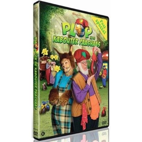 Kabouter Plop DVD - de kabouter paashaas