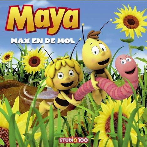 Maya de Bij Boek - Max en de mol
