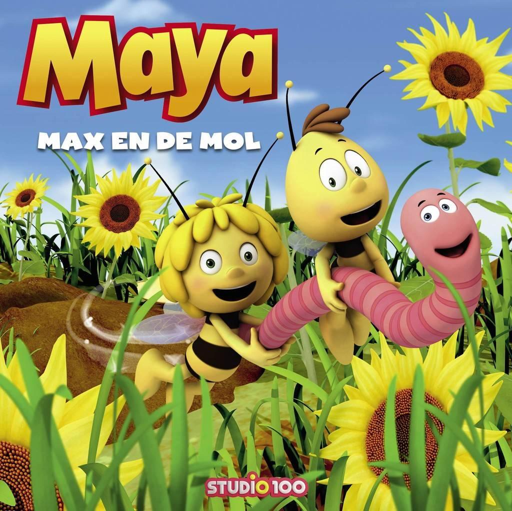 Livre Maya - Max et la taupe