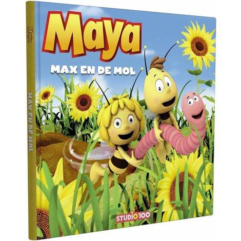 Maya de Bij Boek- Max en de mol