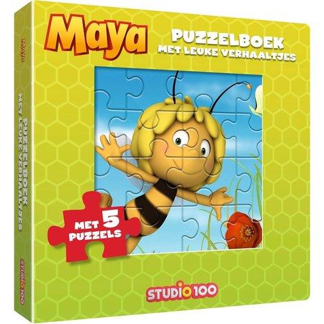 Livre puzzle Maya