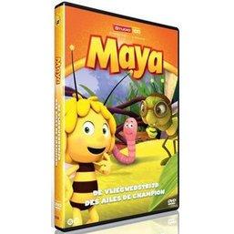 Dvd Maya: de vliegwedstrijd