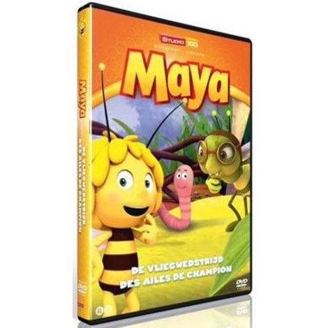 Maya DVD - Des Ailes de Champion