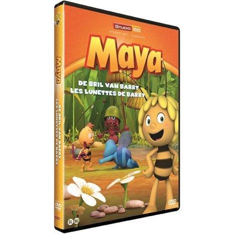 Maya de Bij DVD- de bril van Barry