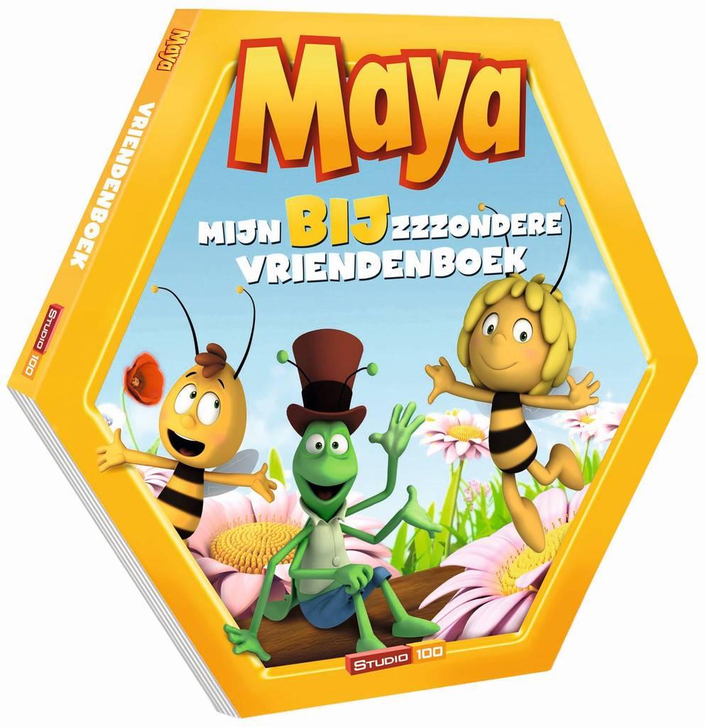 Maya de Bij Vriendenboek