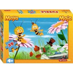 Puzzle Maya l'abeille - 35 pièces