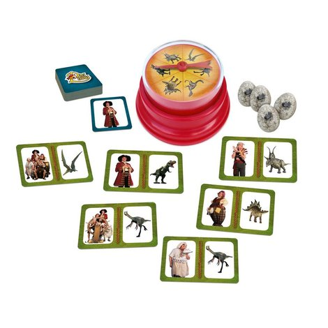 STUDIO 100 Pete Pirate Travel Game Twist