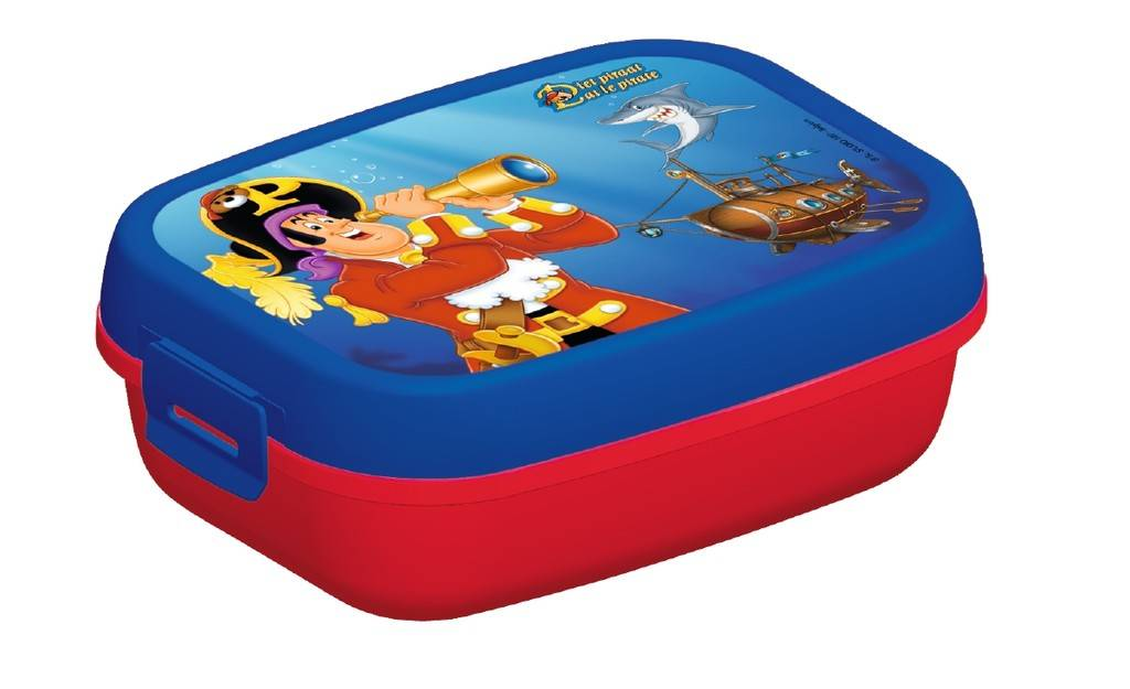 Piet Piraat Lunchbox